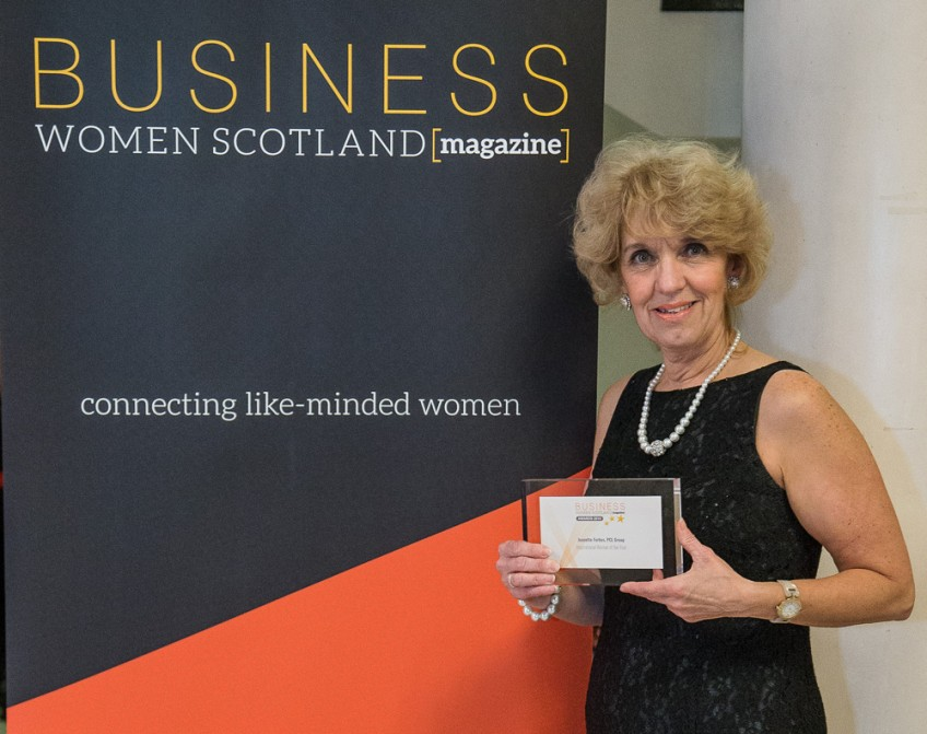 Jeanette Forbes to judge awards recognising inspiring women