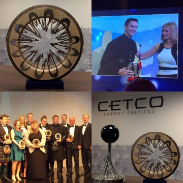 CETCO wins OAA for second year running