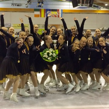 International success for Team Zariba