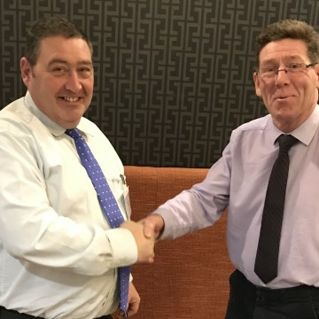 Jimmy Buchan takes on new role with Scottish Seafood Association