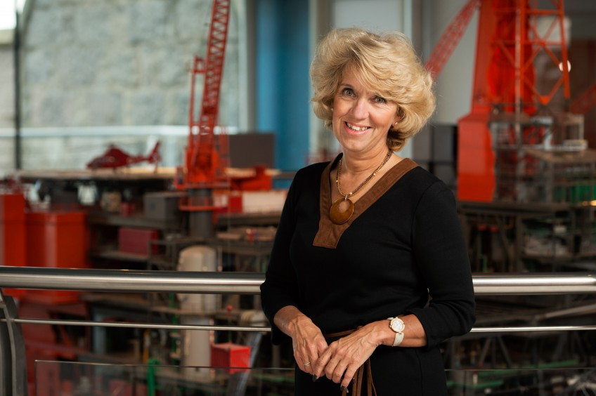 Jeanette Forbes named Entrepreneur of the Year