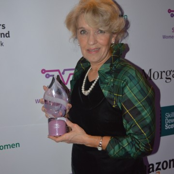 Jeanette Forbes named CEO of the Year in national awards ceremony
