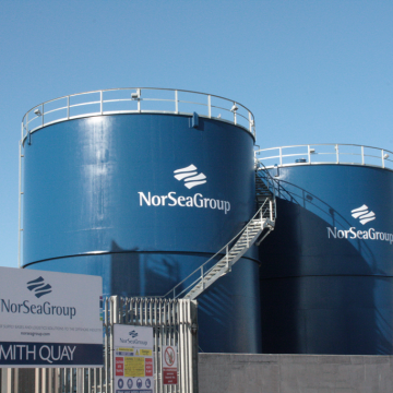 NorSea Group fueling the future in Peterhead