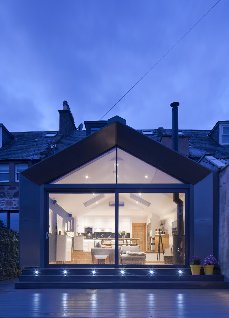 Hyve Architects only Scottish finalist in national award