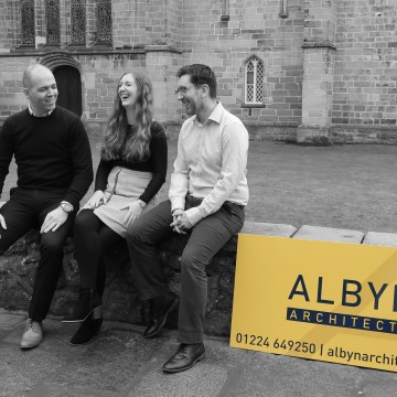 Albyn Architects adds to team