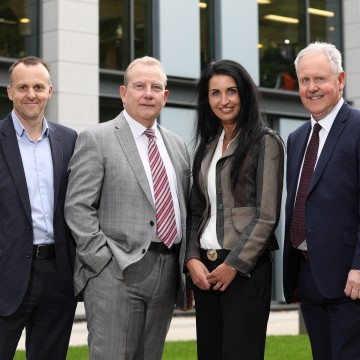 Energy sector supports third sector