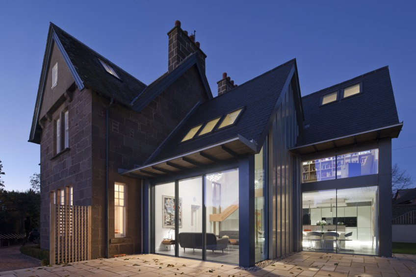 Stonehaven home shortlisted for Scotland's Home of the Year
