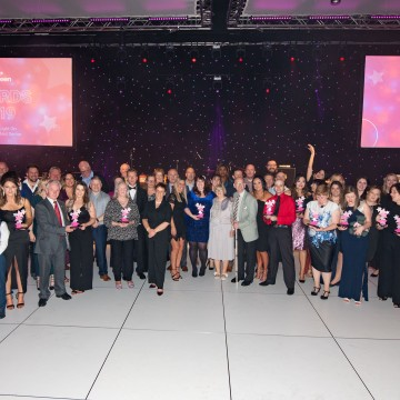 Third Sector awards success