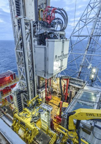 Archer secures multi-well P&A contract for modular rig Archer Topaz in the UKCS