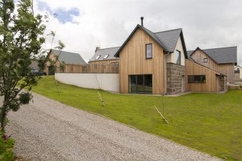 Annie Kenyon Architects hat-trick of projects recognised in Aberdeenshire awards